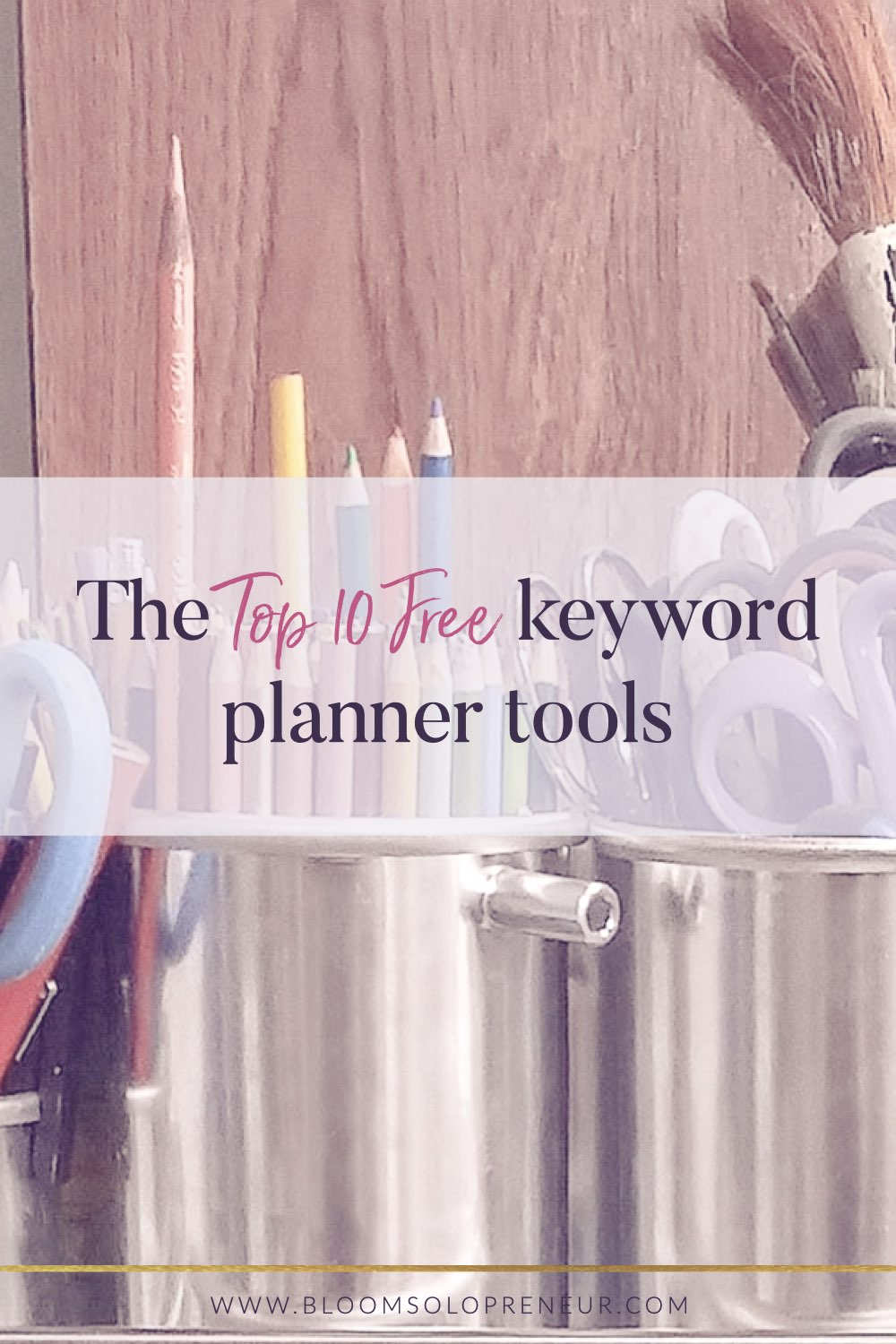 Use our suggestions of the the top 10 Free keyword planner tools to help improve your keyword planning Etsy SEO strategy and keyword research. In this post, I will tell you about the top 10 free keyword planner tools that I have discovered.If you are unsure of what SEO and keywords mean. Researching the keywords you use is essential if you want to take advantage of all the people already using Etsy searching for products. #bloomsoloprenuer