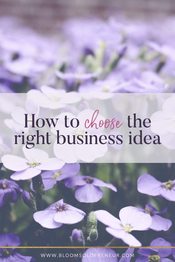 To figure out which idea would be best suited for a business for you to start, you need to run your side hustle ideas through a series of tests. For each side hustle idea, answer these 7 questions. #bloomsolopreneur