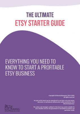 Etsy Starter Guide